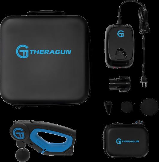 Theragun paket