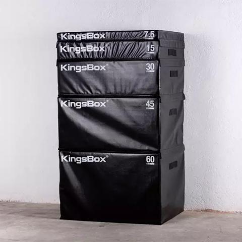KingsBox Foam Plyo Box